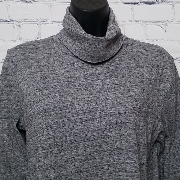 NWOT Madewell cotton cowl neck sweater